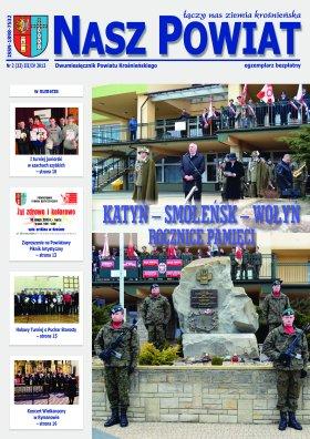 Nasz Powiat marzec kwiecien 2013 strona 1