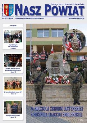 Nasz powiat kwiecien 2014 strona 1