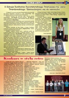 Nasz Powiat I-II 2011 strona 7