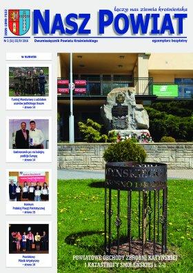 Nasz Powiat Nr2  2016 strona 1