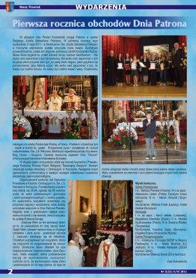 Nasz Powiat nr 3 V VI 2011 strona 2
