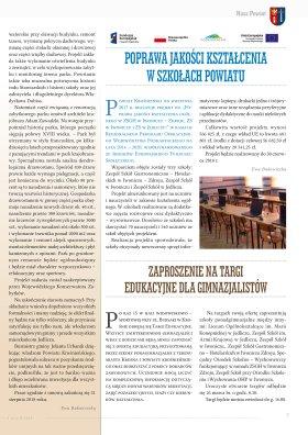 Nasz Powiat Nr 1 (61) II 2018 strona 3