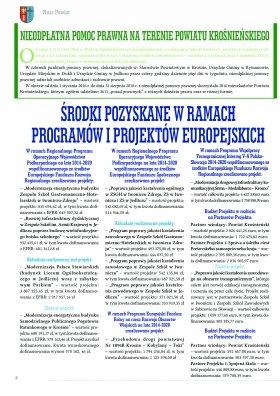 Nasz Powiat Nr 4 (65) VII/VIII 2018 strona 4