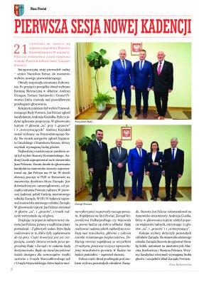 Nasz Powiat Nr 5 (66) XII 2018 strona 2