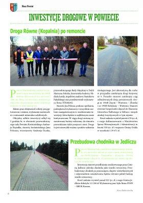 Nasz Powiat Nr 5 (66) XII 2018 strona 6