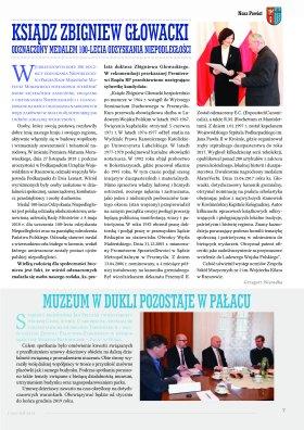 Nasz Powiat Nr 5 (66) XII 2018 strona 7
