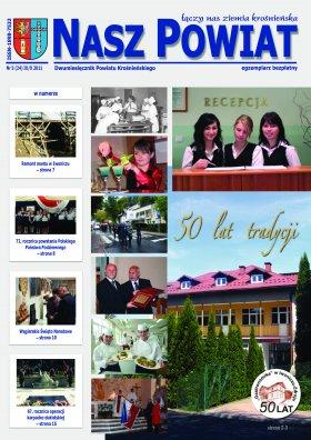 Nasz powiat nr 5 IX X 2011 strona 1