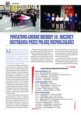 Nasz-Powiat Nr 6 (72) XI-XII 2019 strona 2
