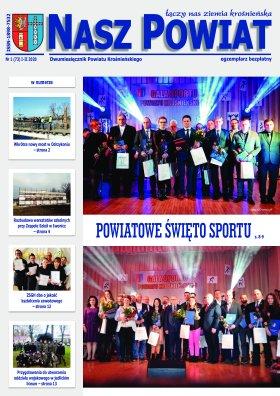 Nasz-Powiat Nr 1 (73) I-II 2020 strona 1