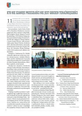 Nasz powiat nr 6 XI XII 2011 strona 2