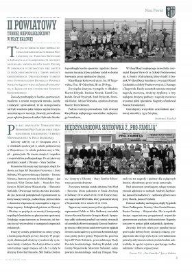Nasz powiat nr 6 XI XII 2011 strona 3