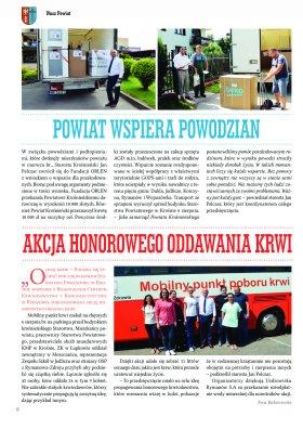 Nasz-Powiat Nr 2 (74) VII-VIII 2020 strona 6