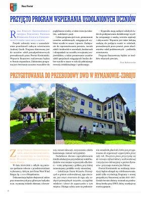 Nasz-Powiat Nr 2 (74) VII-VIII 2020 strona 8
