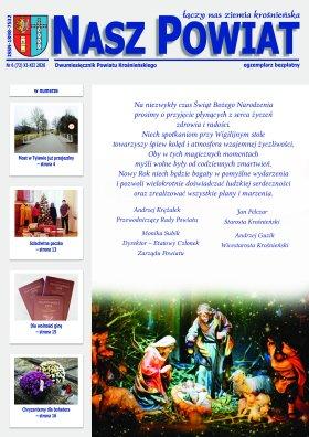 NASZ POWIAT NR 6 (72) XI-XII 2020 strona 1