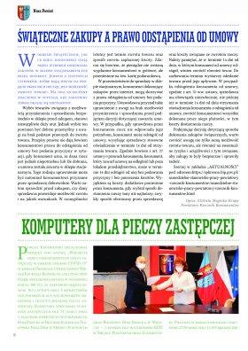 NASZ POWIAT NR 6 (72) XI-XII 2020 strona 8