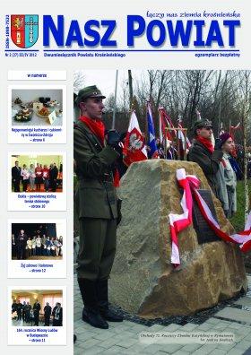 Nasz Powiat marzec kwiecien 2012 strona 1