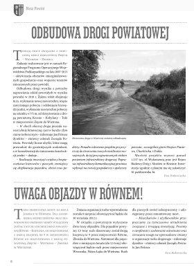 Nasz Powiat Nr4 VIII-IX 2012 strona 6