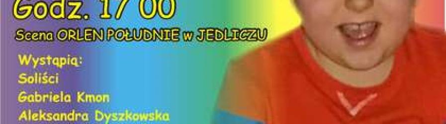 Koncert charytatywny dla Kubusia
