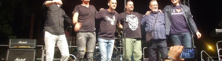 Sukces Zespołu Rockowego z Budapesztu