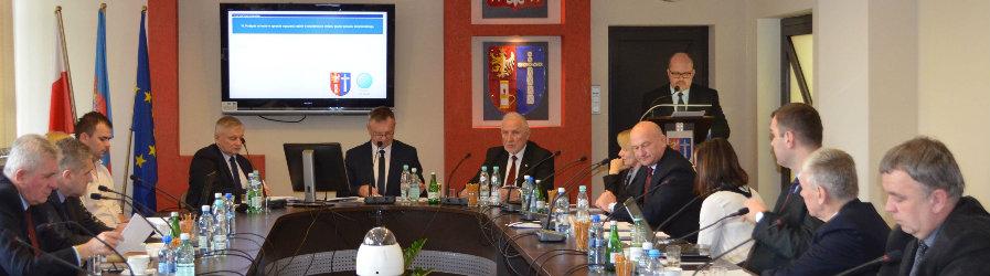 Negatywna opinia w sprawie zmiany granic powiatu krośnieńskiego
