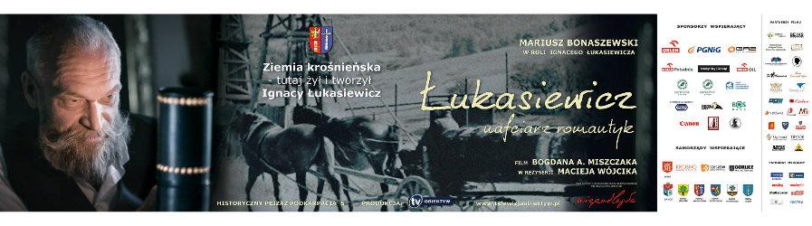"""Premiera filmu """"Łukasiewicz - nafciarz romantyk"""""""