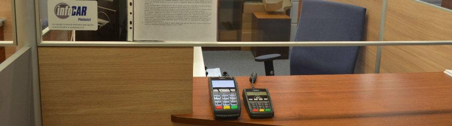 Płatności bezgotówkowe w Wydziale Komunikacji i Transportu