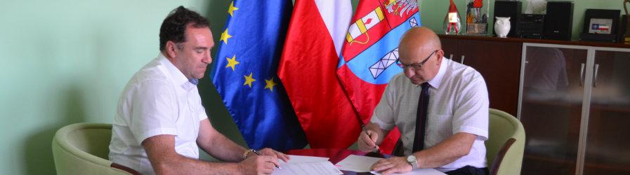Powiat rozszerza współpracę polsko-słowacką