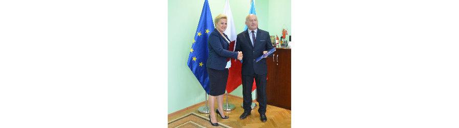 Inwestycja powiatowa na terenie gmin Miejsce Piastowe i Rymanów