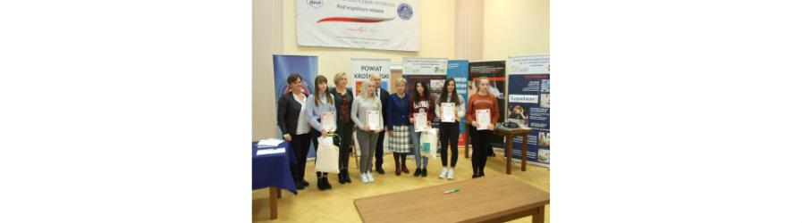 Powiatowy konkurs wiedzy o AIDS