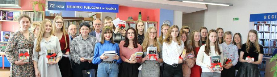 XX Krośnieński Konkurs Literacki rozstrzygnięty
