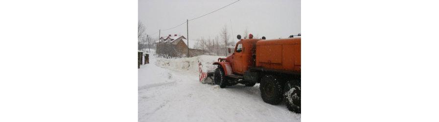 Zimowe utrzymanie dróg powiatowych