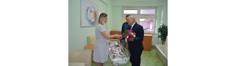 Hania pierwszą mieszkanką powiatu krośnieńskiego