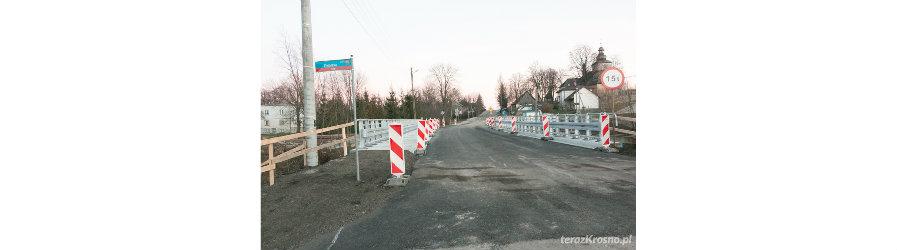 Most w Rogach już przejezdny