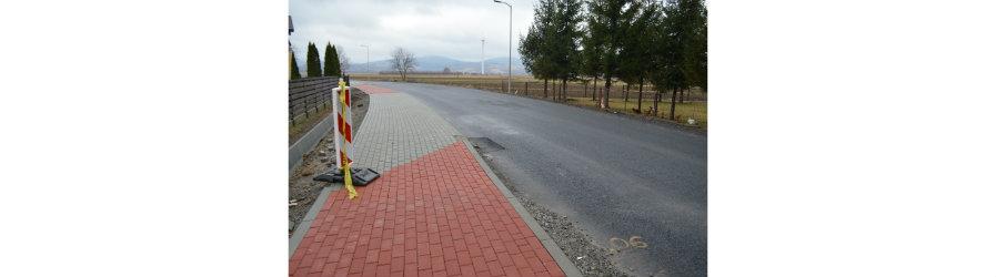 Poprawa infrastruktury drogowej w Gminie Rymanów
