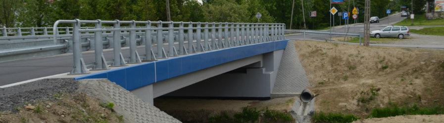 Kolejny most w powiecie krośnieńskim oddany do użytku przed terminem