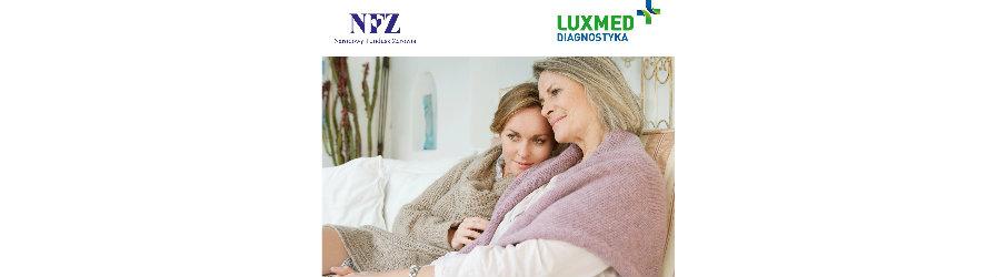 Zaproszenie na bezpłatną mammografię