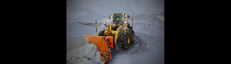 Zimowe utrzymanie dróg powiatowych w sezonie 2020/2021