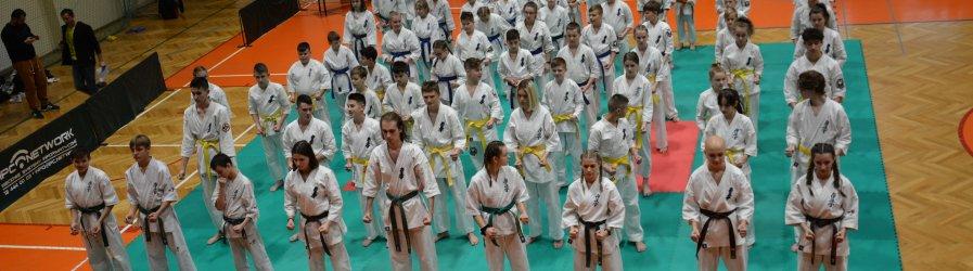 Międzynarodowy Turniej Karate Kyokushin w Dukli