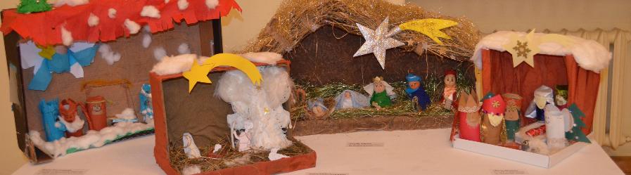 Powiatowy Konkurs Szopek Bożonarodzeniowych - zaproszenie
