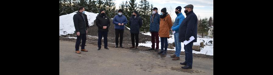 Droga w Czarnorzekach ma nową nawierzchnię