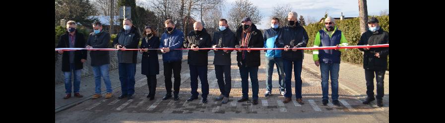 Przebudowa drogi powiatowej Chorkówka – Żeglce
