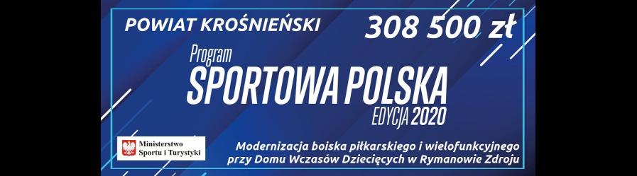 Kolejne dofinansowanie dla Powiatu Krośnieńskiego
