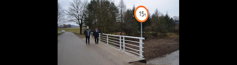 Most w Tylawie po remoncie