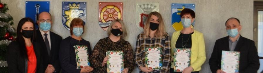 """Finał konkursu plastycznego """"Moje Boże Narodzenie"""""""