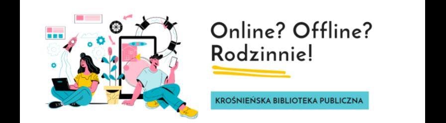 Cykl bezpłatnych warsztatów dla dzieci i rodziców w Krośnieńskiej Bibliotece Publicznej