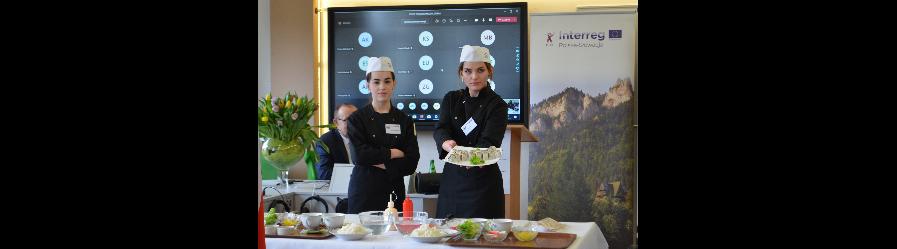 Podniesienie jakości kształcenia zawodowego w polskiej i słowackiej szkole gastronomicznej