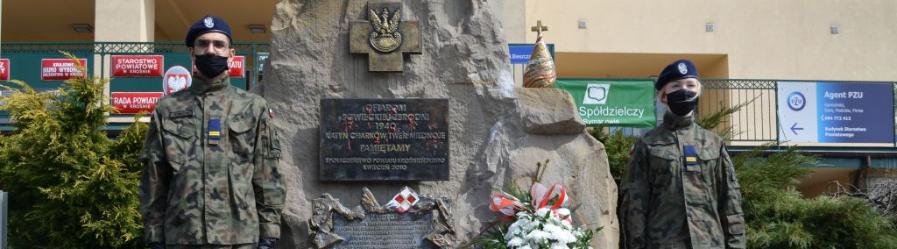 Katyń 1940. Smoleńsk 2010. Pamiętamy!