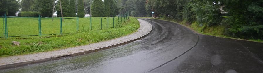 Droga Jedlicze – Potok doczekała się remontu